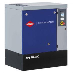 Kompresor śrubowy APS 7.5 Basic 10 bar 7.5 KM/5.5 kW 690 l/min