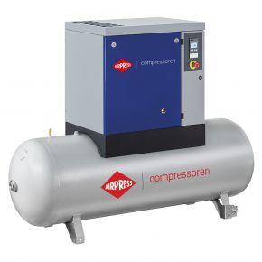 Kompresor śrubowy APS 7.5 Basic Combi 10 bar 7.5 KM/5.5 kW 690 l/min 500 l