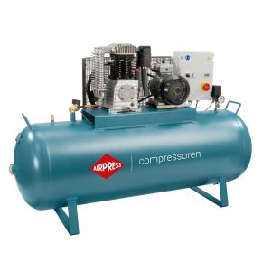 Kompresor K 500-1000S 14 bar 7.5 KM/5.5 kW 600 l/min 500 l