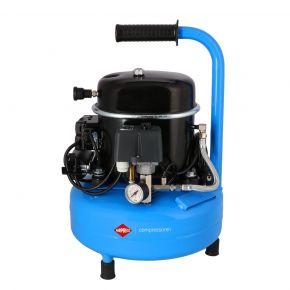 Kompresor Airpress L 9-75 Silent (cichy) o ciśnieniu maksymalnym 8 bar i mocy 0.5 KM