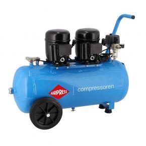 Kompresor L 100-50 SILENT 8 bar 1 KM/0.74 kW 80 l/min 50 l