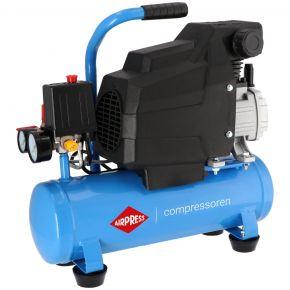 Kompresor H 185-6 8 bar 1.5 KM/1.1 kW 75 l/min 6 l