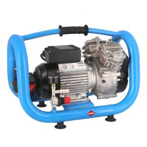 Kompresor bezolejowy LMO 5-240 Silent 10 bar 1.5 KM/1.1 kW 192 l/min 5 l