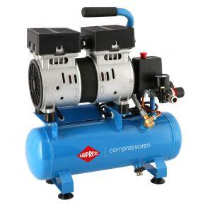 Kompresor bezolejowy L 6-105 Silent 8 bar 0.6 KM/0.45 kW 25 l/min 6 l