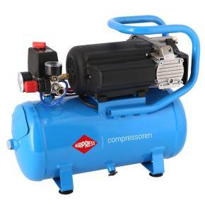 Kompresor LMO 15-210 SILENT 8 bar 0.75 KM 168 l/min 15 l