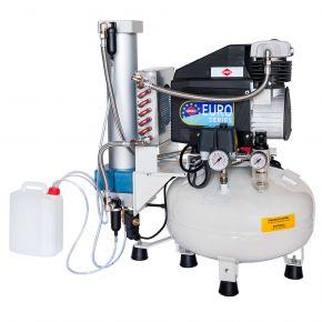 Kompresor dentystyczny Dental APO24/100 0.75 KM/0.93 kW 62 l/min 24 l