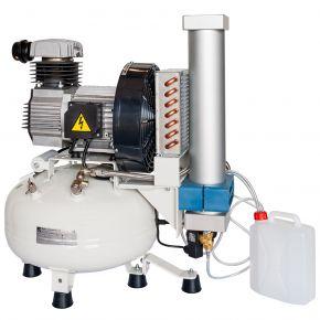 Kompresor dentystyczny Dental APO24/155 1.5 KM/1.1 kW 121 l/min 24 l
