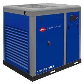 Kompresor śrubowy APS 120 IVR X 10 bar 120 KM/90 kW 3540-13180 l/min