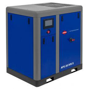 Kompresor śrubowy APS 20 IVR X 10 bar 20 KM/15 kW 410-1870 l/min