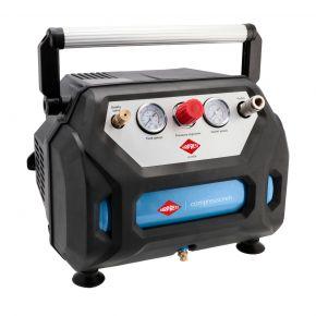 Kompresor bezolejowy H 215-6 o ciśnieniu maksymalnym 8 bar i mocy 1.5KM