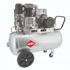 Kompresor G 625-90 Pro 10 bar 4 KM/3 kW 380 l/min galwanizowany 90 l