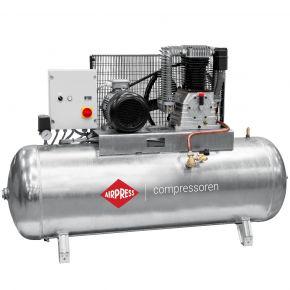 Kompresor G 1500-500 SD Pro 14 bar 10 KM/7.5 kW 686 l/min galwanizowany 500 l