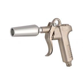 Pistolet do przedmuchu z turbodyszą w komplecie z nyplami typ Euro i Orion