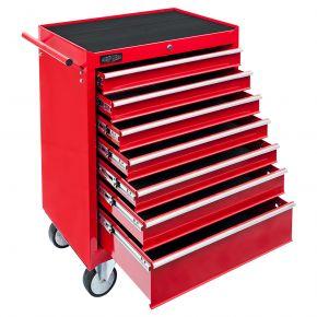 Wózek narzędziowy 7 szuflad pusty