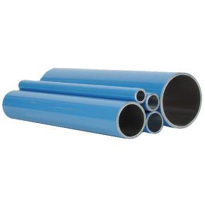 Rura aluminiowa do sprężonego powietrza fi 40 x 1.8 mm 4 m