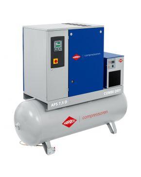 Kompresor śrubowy Combi 7.5 Dry 8-10 bar 7.5 KM 670-790 l/min