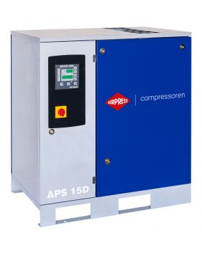 Kompresor śrubowy APS 15D 8 bar 15 KM 1665 l/min