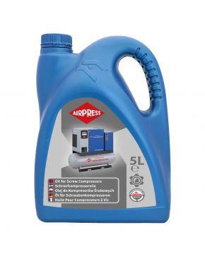 Olej do sprężarek śrubowych 5 l