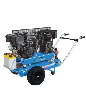 Mobilny kompresor BM 17+17 10 bar 5.5 KM 2 x 17 l 450 l/min