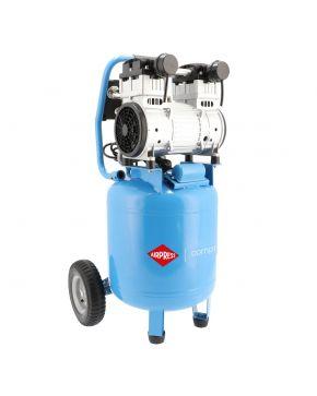Kompresor wyciszany bezolejowy LMVO 40-250 8 bar 2 KM 245 l/min 38 l