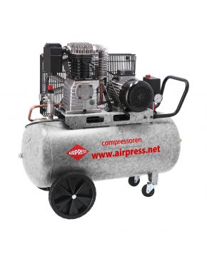 Kompresor G 700-90 Pro 11 bar 5.5 KM 530 l/min 90 l 400V