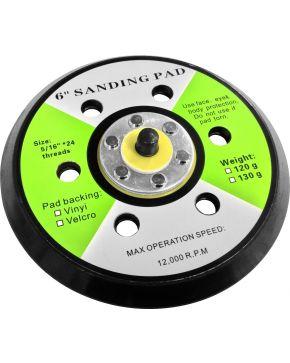 Dysk do szlifierki mimośrodowej obrotowej 150 mm 6 otworów
