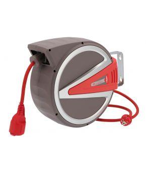 Przedłużacz elektryczny w zwijadle 230V 15 m 3 x 2.5 mm