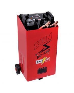 Ładowarka do akumulatorów BC730 12/24V z rozruchem