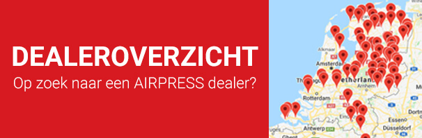 Airpress Dealer Overzicht