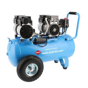 Kompressor Bezolejowy Wyciszany LMO 50-270