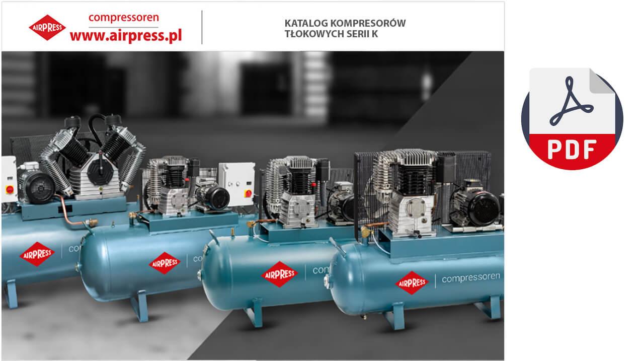 Kompresory tłokowe serii K