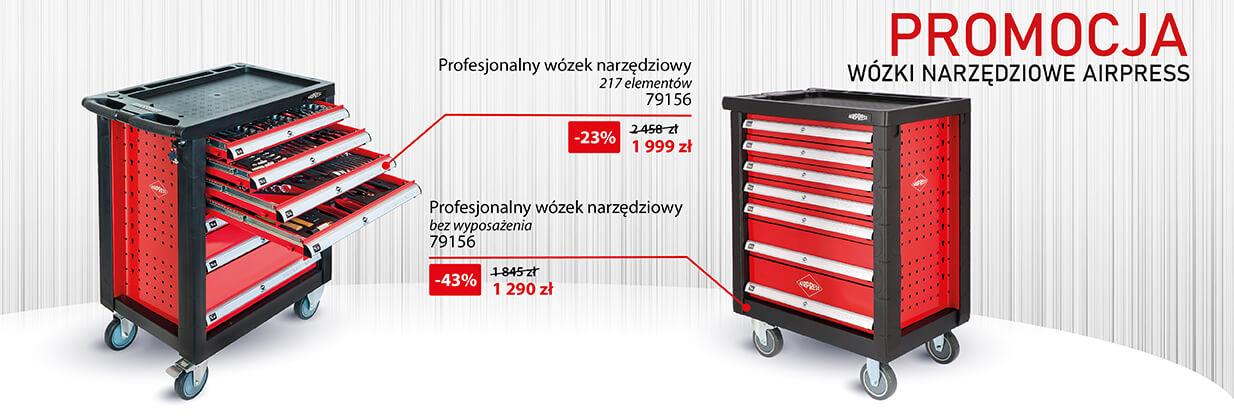 promocja wózków narzędziowych