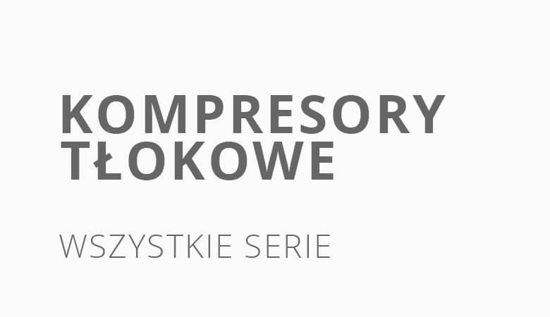 Kompresory tłokowe