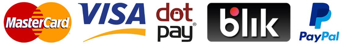 Płatność-Logotypy